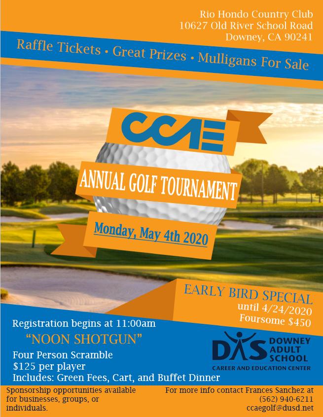 das golf tournament